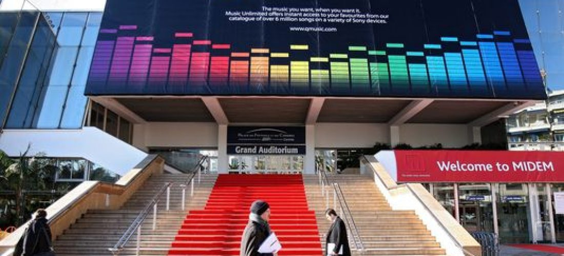 MIDEM – Marché International du Disque
